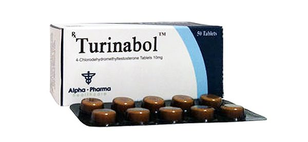 Turinabol by Alpha Pharma